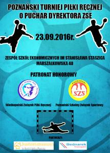 Poznański Turniej Piłki Ręcznej o Puchar Dyrektora ZSE