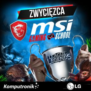 Finał MSI Gaming School w ZSE