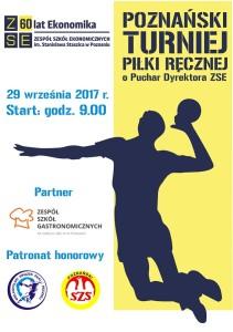 Poznański Turniej Piłki Ręcznej - ruszają zapisy!