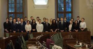 Wojtek Nowak kontynuuje pracę w Młodzieżowej Radzie Miasta Poznania!