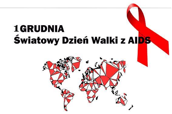 1 Grudnia światowy Dzień Walki Z Aids Zespół Szkół
