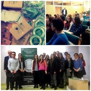 Poznań Accounting Days z naszym absolwentem