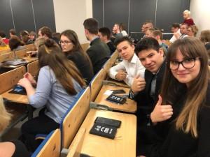 Na Kongresie Samorządów Uczniowskich