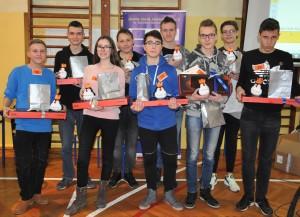 Przedstawiamy laureatów IV edycji Turnieju Informatycznego!