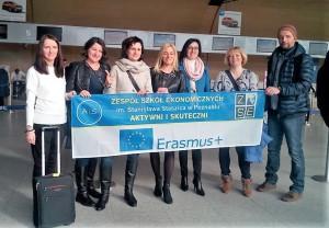Erasmus+:  wizyta nauczycieli w Irlandii