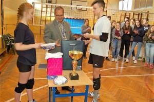 VI Turniej Piłki Siatkowej dla Gimnazjalistów