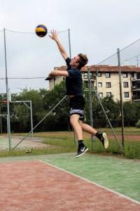Szkolny Turniej Piłki Siatkowej Drużyn Mieszanych