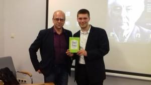 Wojciech Graczyk laureatem II nagrody w Konkursie Recytatorskim!