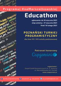 Turniej Programistyczny 2021
